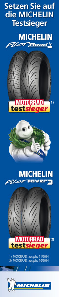 Michelin Testsieger