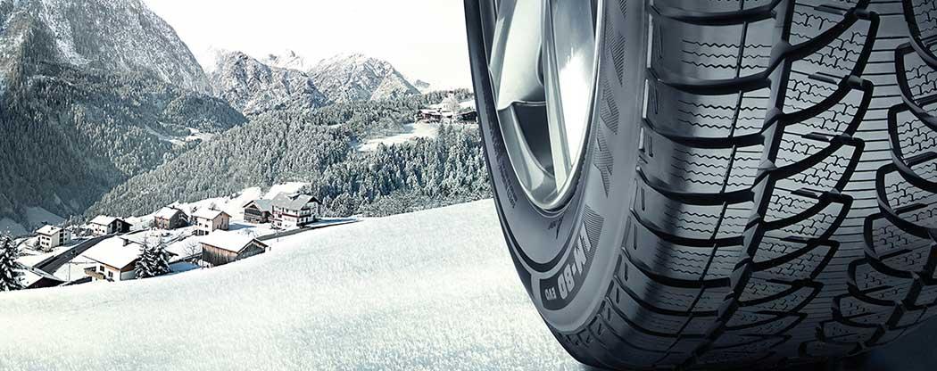 Bridgestone Blizzak LM80 Evo