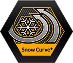 Snow Curve+