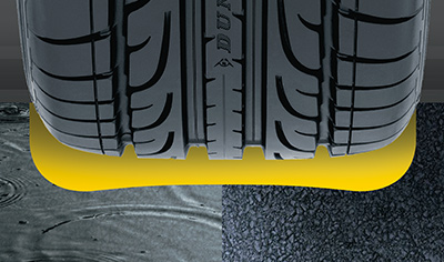 Multi Radius Tread Technology - MRT