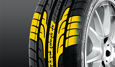 Integral tread compound