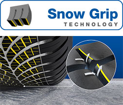 SnowGrip Technology