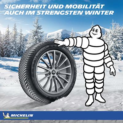 Michelin Alpin 5 Schnee- und Nässeleistung