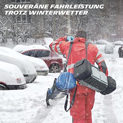Michelin Alpin 5 Fahrleistung Winterwetter