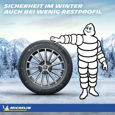 Michelin Alpin 6 Winterreifen Langlebigkeit