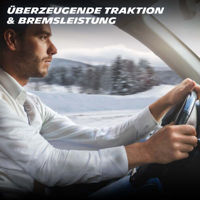 Michelin Alpin 6 Bremsverhalten