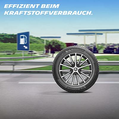 Michelin Crossclimate2 Kraftstoffverbrauch und Kraftstoffeffizienz