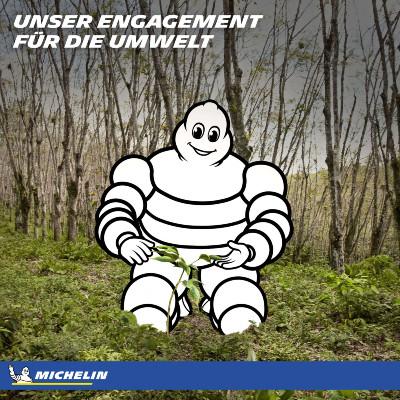 Michelin Crossclimate+ Umweltfreundlich