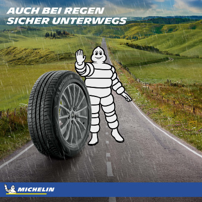 Michelin Primacy 3 Sicherheit