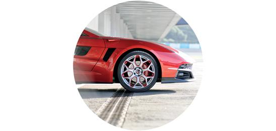 ULTRAC Vorti R Verbesserte Bremsverhalten