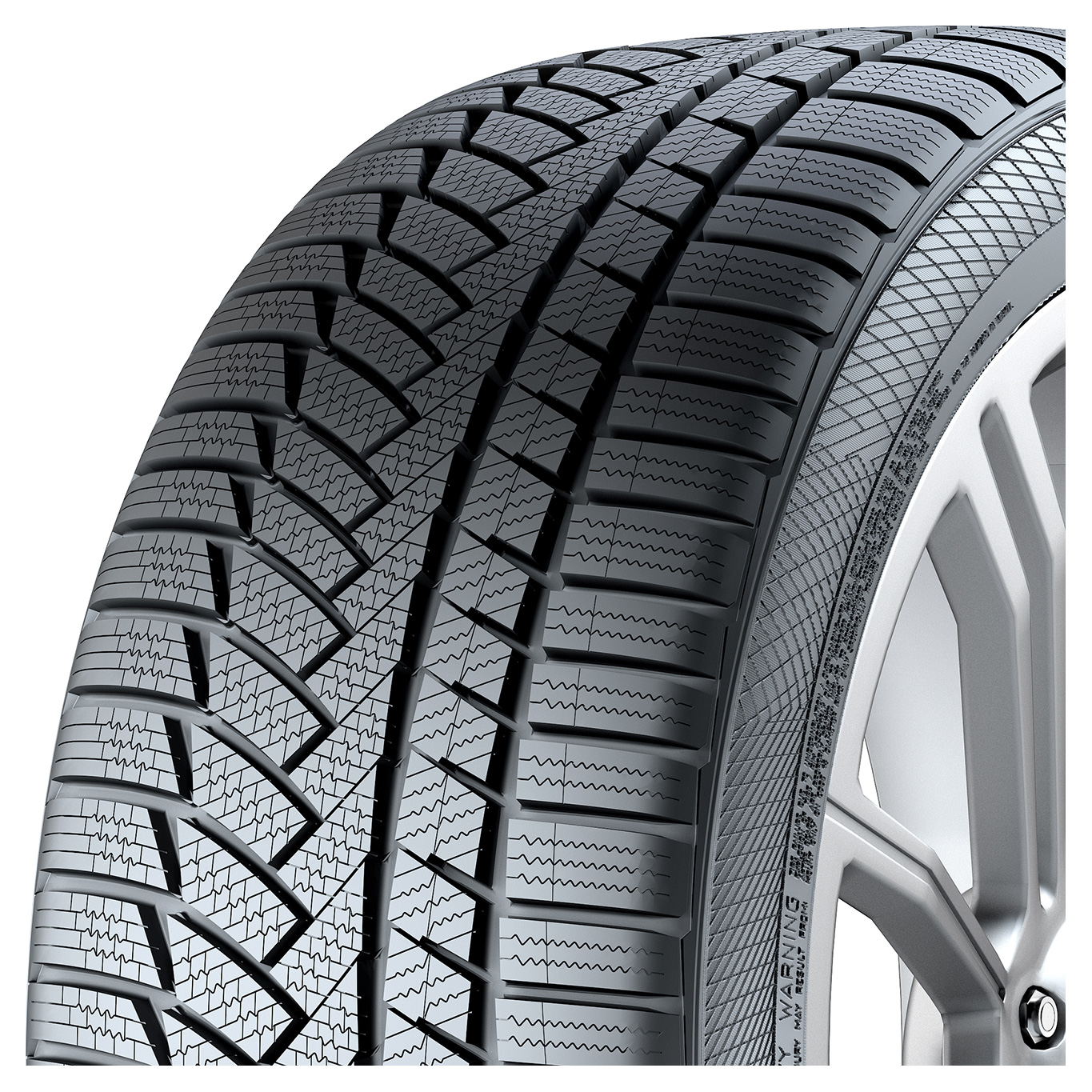 Image of 215/55 R17 94H WinterContact TS 850 P