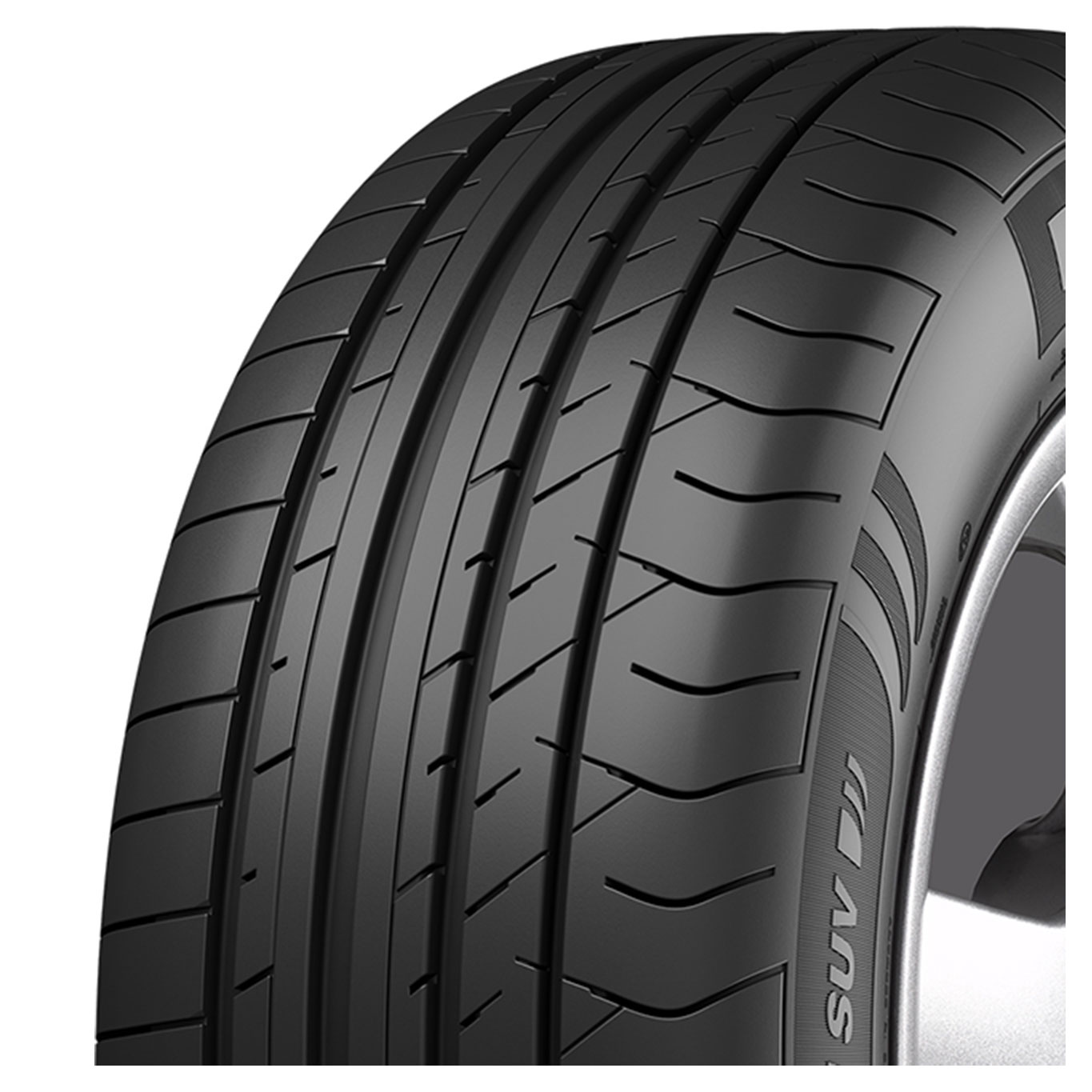 Image of 255/55 R19 111V EcoControl SUV XL FP