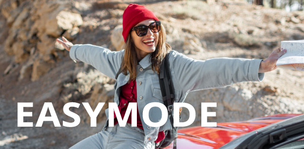 EasyMode Komplettrad ohne TÜV Abnahme