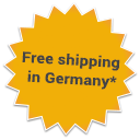 Free shipping in Germany*