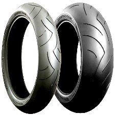 Bridgestone Battlax Bt 001 Front