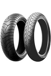 Bridgestone Battlax Bt 020 Rear F