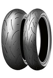 Dunlop D 214 Z Rear