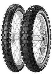 Foto 120/90-19 66M TT Scorpion MX eXTra X Rear NHS Pirelli