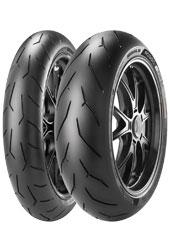 Foto 120/65 ZR17 (56W) Diablo Rosso Corsa Front M/C Pirelli