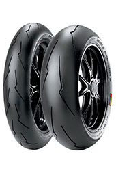 Pirelli Diablo Supercorsa Sp V2 Tl Rear Zr