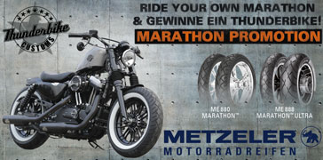 Metzeler Marathon Promotion