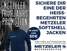 Metzeler Softshell Promotion