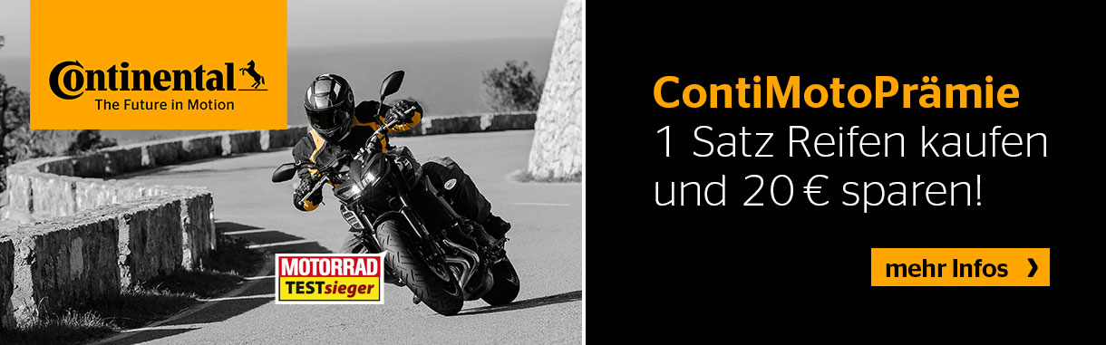 Continental Moto Prämie