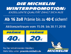 MICHELIN - PKW Winter