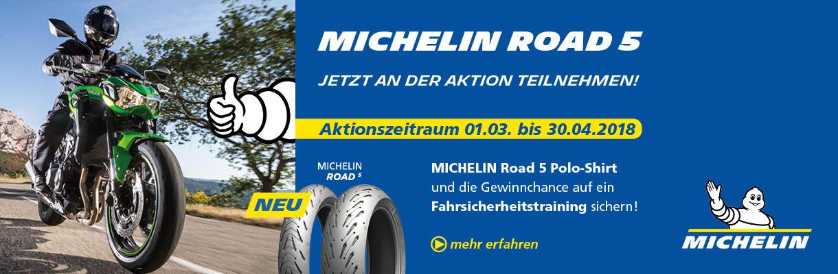 MICHELIN - Road 5