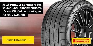 Pirelli VIP-Fahrertraining