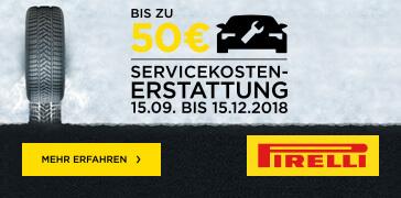 Pirelli Winter Promotion