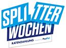 PayPal Splitterwochen