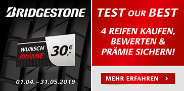 Bridgestone Test our Best
