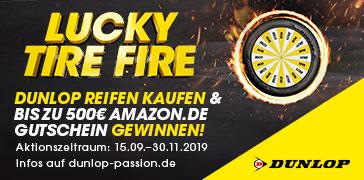 Lucky Tire Fire
