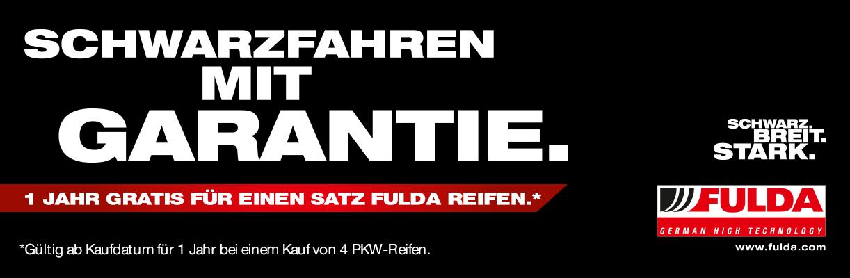 Fulda SCHWARZ-FAHR-GARANTIE