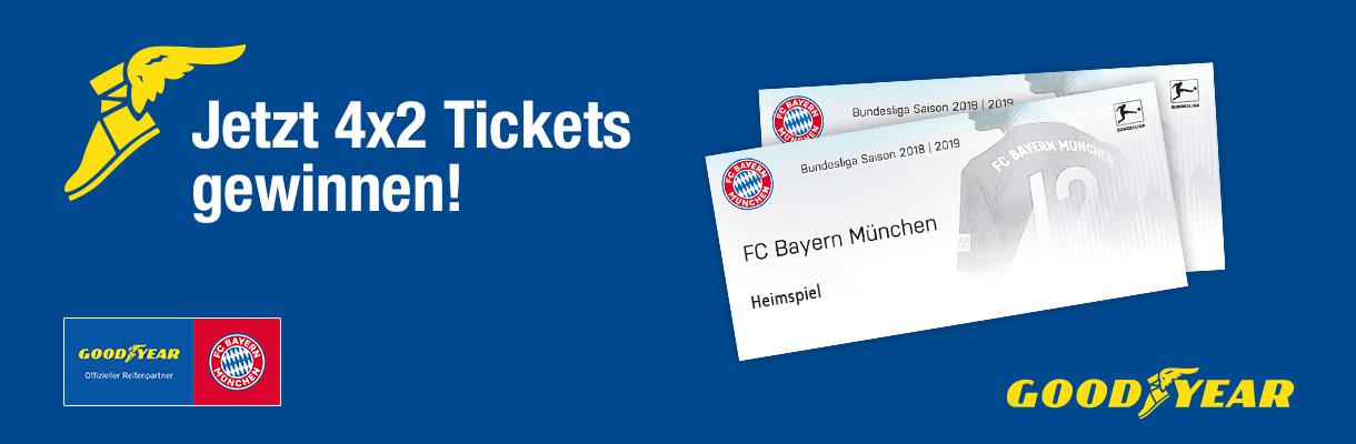 Goodyear FCB Tickets