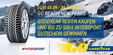 GOODYEAR GO! - REACH NEW PEAKS