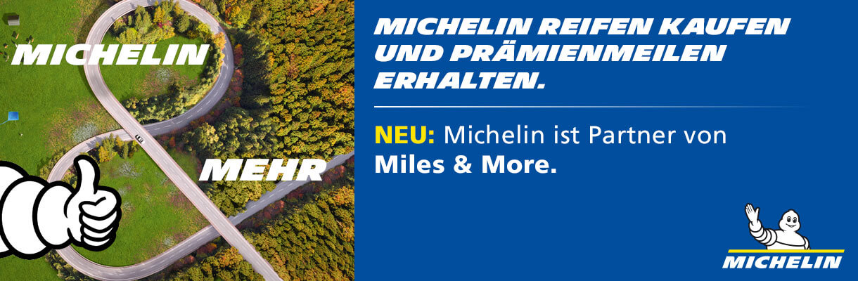 MICHELIN - Miles & More