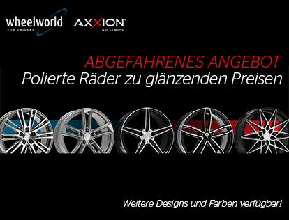 Wheelworld Polierte Räder zu glänzenden Preisen