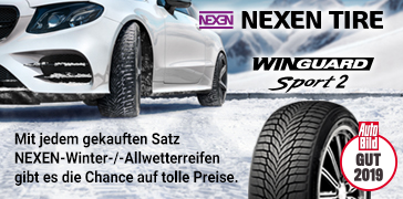 Nexen Winterpromo 2020 Gewinnspiel