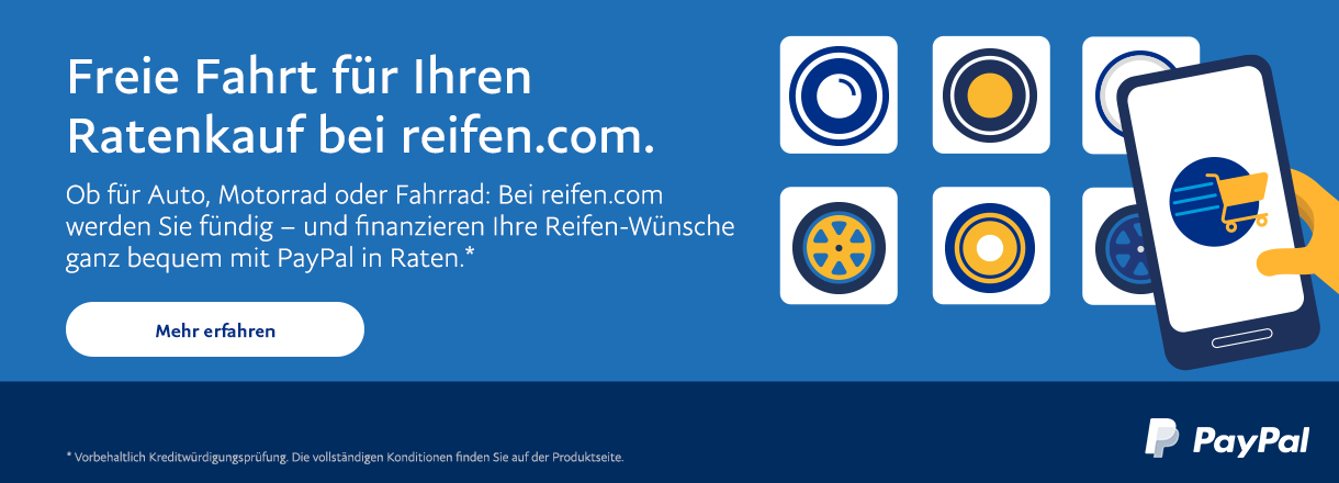 Banner PayPal Ratenzahlung September 2020