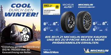 MICHELIN - Miles and More