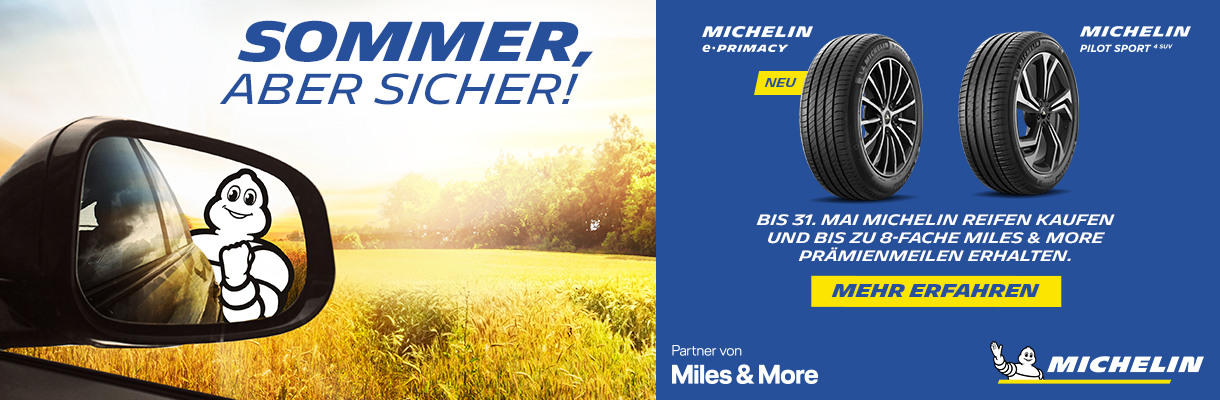 Michelin Miles and More 2021