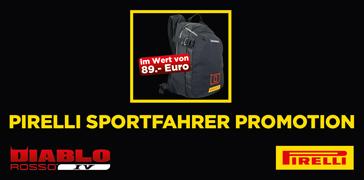 Pirelli Sommer Promotion