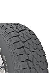Mickey Thompson Mt Baja Stz / Fuel Efficiency: F, Wet Grip: B, Ext. Rolling Noise: 72db, Rolling Noise Class: B