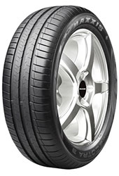 Maxxis Me3 Xl / Fuel Efficiency: B, Wet Grip: B, Ext. Rolling Noise: 69db, Rolling Noise Class: B