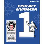 Michelin-Eiskalt Nummer 1